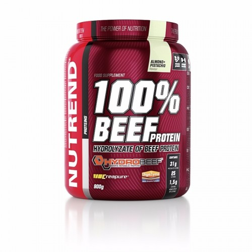 %100 BEEF PROTEIN